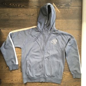 Other - Men's EUC zip up hoodie - fleece